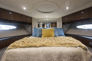 62' Princess V62-s 2015 Forward stateroom