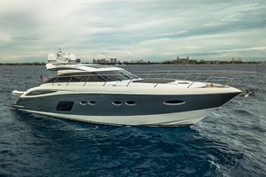 62' Princess V62-s 2015 STBDprofile