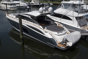 62' Princess V62-s 2015 Port quarter profile