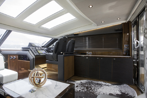 62' Princess V62-s 2015 HelmSTBDuppersalon