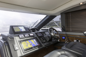 62' Princess V62-s 2015 Helm