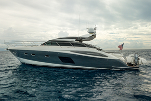 62' Princess V62-s 2015 Portprofile