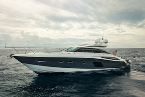 62' Princess V62-s 2015 Portprofile2