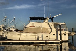 Island-Gypsy-Aft-Cabin-Motoryacht-1997-PAINT-BY-NUMBER-Stuart-Florida-United-States-Port-View-1081742