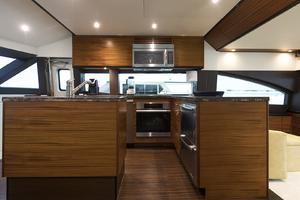 60' Hatteras 60 Motor Yacht 2013 Galley
