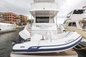 60' Hatteras 60 Motor Yacht 2013 Tender