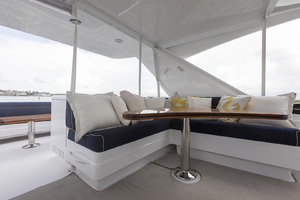 60' Hatteras 60 Motor Yacht 2013 Flybridge