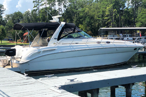 38' Sea Ray 380 Sundancer 2003 STBD profile 3