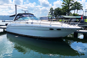 38' Sea Ray 380 Sundancer 2003 STBD profile 2