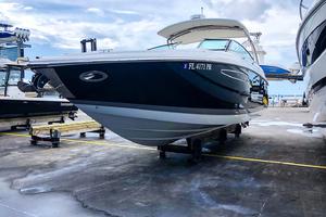 35' Cobalt R35/336 2014 Port bow profile
