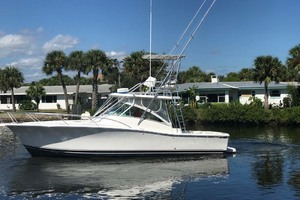 36' Luhrs 36 Open 2005 Port Side