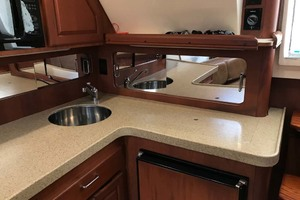 36' Luhrs 36 Open 2005 Countertop