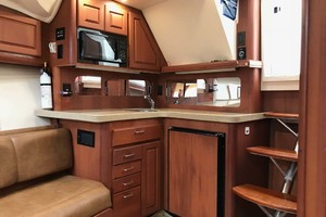 36' Luhrs 36 Open 2005 Galley Aft