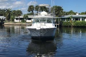 36' Luhrs 36 Open 2005 Bow