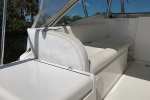 36' Luhrs 36 Open 2005 Portside companionseat