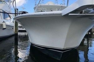 36' Luhrs 36 Open 2005 Carolina Bow Flair