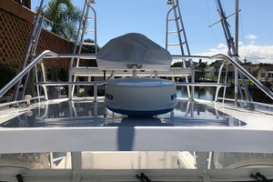 36' Luhrs 36 Open 2005 Radar