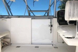 36' Luhrs 36 Open 2005 Sliding door