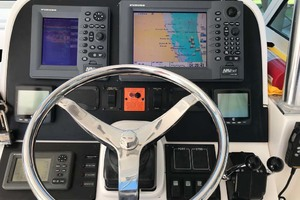 photo of Luhrs-36-Open-2005-Aint-Working-Flagler-Beach-Florida-United-States-Helm-1082555