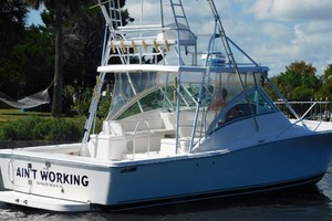 photo of Luhrs-36-Open-2005-Aint-Working-Flagler-Beach-Florida-United-States-Stbd-Aft-Qtr-1082538