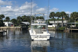 photo of Luhrs-36-Open-2005-Aint-Working-Flagler-Beach-Florida-United-States-Stern-1082539