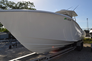 36' Yellowfin 36 2012