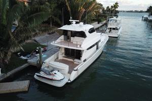 Maritimo-M60-Convertible-Sportfish-2007--Miami-Florida-United-States-Stern-1083369
