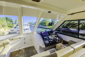 60' Maritimo M60 Convertible Sportfish 2007 Enclosed Flybridge