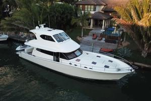 Maritimo-M60-Convertible-Sportfish-2007--Miami-Florida-United-States-Stbd-Bow-1083370