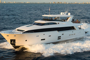 105' Hatteras Raised Pilothouse 2020 Profile