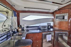 54' Meridian Sedan Bridge 2011 Galley