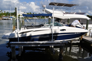 26' Sea Ray 260 Sundeck 2011