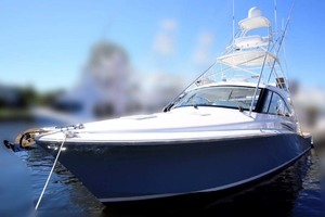 45' Hatteras 45 Express With Tower 2019 Profile
