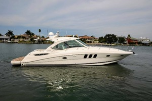 50' Sea Ray 500 Sundancer 2011