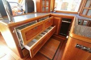 66' Ocean Yachts 66 Ss Enclosed Bridge 1998