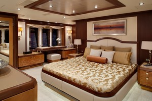 DREAM WEAVER is a Christensen 1990 Yacht For Sale in Fort Lauderdale-Master Stateroom 1-23