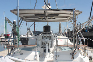 42' Hunter 426 Ds 2003