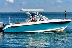 24' Edgewater 245CX 2015 This 2015 24' Edgewater 245CX for sale SYS Yacht Sales