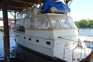 47' DeFever Performance Offshore 1987