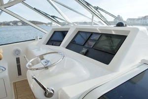 52' Viking 52 Open 2007 Helm