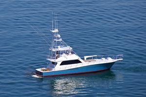 58' Viking Sport Fish 1998 ANDREA DONN 3 EXTERIOR
