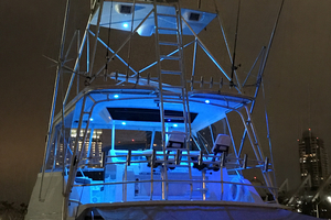 58' Viking Sport Fish 1998 TOWER