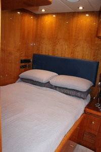 110' Horizon Tri-deck Motoryacht 2007 CAPTAINS QUARTERS