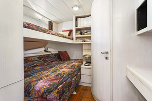 70' Johnson Euro 70 1996 GUEST STATEROOM