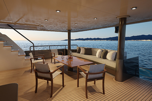 110' Crescent 110 Fast Pilothouse Yacht 2020 AFTDECK