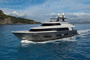 110' Crescent 110 Fast Pilothouse Yacht 2020 EXTERIOR