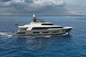 110' Crescent 110 Fast Pilothouse Yacht 2020 CRESCENT 110 EXTERIOR