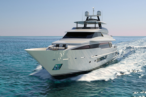 117' Crescent Custom Fast Pilothouse Yacht 2019 EXTERIOR