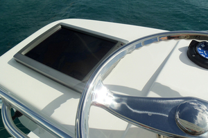 47' Jersey Cape Hardtop Express SF 2013 Tower Electronics
