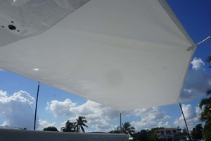 photo of Midnight-Express-37-Open-2018-No-Idea-Fort-Lauderdale-Florida-United-States-Carbon-Fiber-Pole-Sunshade-1091881